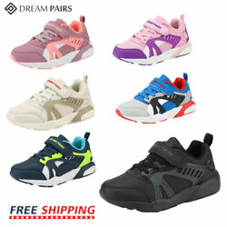 DREAM PAIRS Kids Boys Girls Sneakers Running Shoes Sports Athletic Walking Shoes $23.75