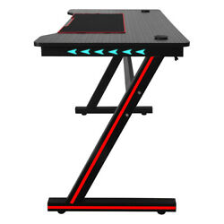 NEW Gaming Desk Home Office Computer Table Gamer Workstation Study Writing BK $97.88