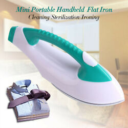 New Mini Electric Iron Small Portable Travel Crafting Craft Clothes Sewing US $7.99