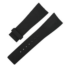 Rubber Black Deployment Watch Strap Band For Fits I Gucci Digital Men#x27;s Watch $36.98