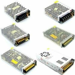 12V 24V - 2A to 30A Amp Switching Power Supply Adapter for LED Strip  $21.99