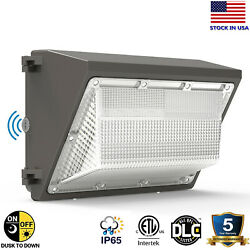 120W LED Wall Pack Fixture 80W Commercial Industrial Outdoor Security Light IP65 $65.96