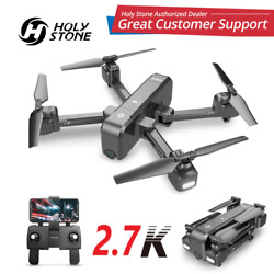 Holy Stone 2.7K GPS HS270 FPV Drone with HD 5G WIFI Camera Foldable Quadcopter $159.99
