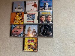 Rare vintage collectibles set VCD movies $39.95