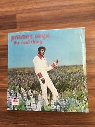 JIMMIE RAYE LP*THE SOUL THING*1976 STEREO ASANTTE WORLD*EXCELLENT CONDITION* $16.99