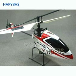 Rc Helicopter Toy Flying Remote Control 2.4Ghz Single Blade Propeller Radio New $76.13