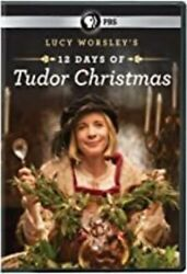 Lucy Worsley#x27;s 12 Days Of Tudor Christmas New DVD $17.65
