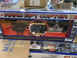 World Tech Toys Nano Spy 3.5ch RC Helicopter with Camera $34.95