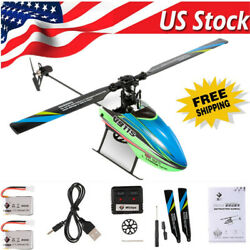 WLtoys V911S 4CH 6G Non aileron RC Helicopter for Training Toys2 Batteries P8B3 $53.48