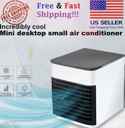Mini Air Conditioner Cooler Personal Space Cooling Humidifier 500ML $24.99