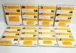 Seinfeld TV Show DVD Complete Seasons 1 2 3 Total of 8 DVD#x27;s $12.99