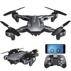 VISUO XS816 Drone Camera 1080P Foldable Altitude Hold 3D Flip Quadcopter US P0S5 $60.89