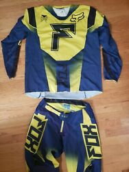 Fox 360 motocross pants and Jersey mx gear $95.00