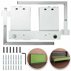 Murphy Bed Wall Bed Hardware Kit Spring Mechanism Labor Saving Durable Stainless $59.99