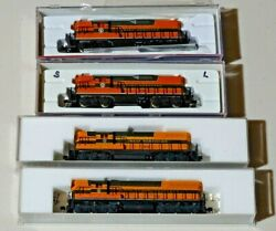 Atlas N Scale GN Trains Locomotive Diesel EMD GP7 GP9 SD9 Engines NIB $75.75