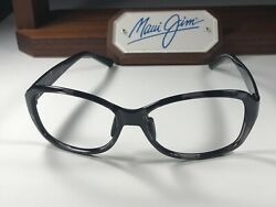 Nice Maui Jim Koki Beach MJ 433 11T Black Tortoise Sunglasses Frames 56 16 130