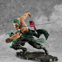One Piece Anime Figure Roronoa Zoro Three blade Sa maximum Ver. PVC Figure N B $25.20