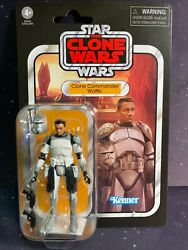 2020 Star Wars Vintage Collection VC168 Clone Commander Wolffe c 8 9 $16.99