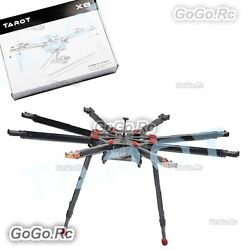 Tarot X8 8 Aixs Octocopter Folding Frame Kit W Retractable Landing Gear TL8X000 $370.00