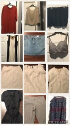 Womens Plus Size Clothing Lot size 20 22 24 26 45 Items $90.00