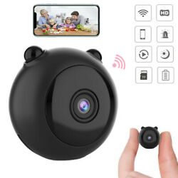 1080P Mini Wireless WIFI Remote Camera HD Home Motion Security Cam Night Vision $30.99