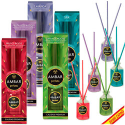 Air Freshener Mikado Fragrance Scent Perfume Aromatherapy Home House Essence $4.90