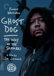 Ghost Dog: The Way of the Samurai Criterion Collection New DVD Restored S $27.98