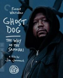 Ghost Dog: The Way of the Samurai Criterion Collection New Blu ray Restore $32.73