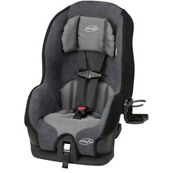 Evenflo Tribute LX Convertible Rear Facing Forward Facing Baby Portable Car Seat $89.99