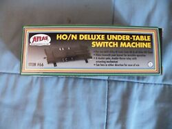 Atlas #66 HO N Deluxe Under Table Switch Machine $11.99