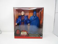 Chancellor Valorum Coruscant Guard Episode 1 12quot; STAR WARS 1 6 Collector Series $49.97