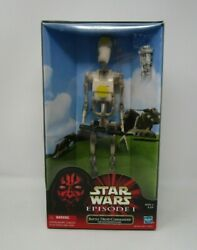 Battle Droid Commander Episode 1 12quot; STAR WARS 1 6 Collector Series MIB $46.49