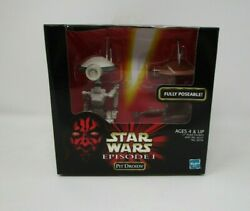 Pit Droids 6quot; Episode 1 12quot; STAR WARS 1 6 Collector Series MIB $24.97