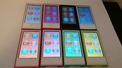 Apple iPod Nano 7th 8th Generation 16GB 30 Day Warranty $109.99
