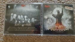 Powerwolf CD Alive In The Night $20.00