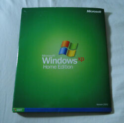 Microsoft Windows XP Home Edition Upgrade With Service Pack 1 $12.50