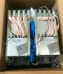 Bitmain Antminer L3 504MH Lot of 2 $85.00
