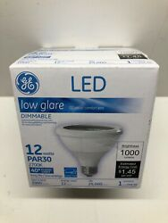 GE 42134 LED12DP30RW82740 PAR 30 Commercial Flood LED Bulb 2700K 1000 Lumens