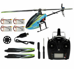 Eachine E160 6CH Dual Brushless 3D6G System Flybarless RC Helicopter RTF Compati $239.00
