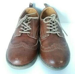 Carters Boys 9M Toddler Oxford Wingtip Dress or Casual Shoes $15.90