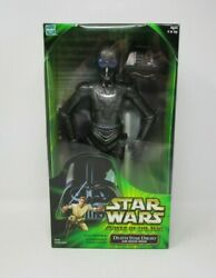 Death Star Droid 12quot; STAR WARS 1 6 Scale Power of the Jedi MIB $38.99