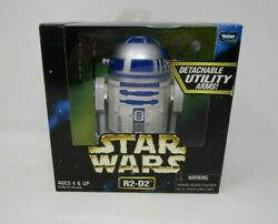 R2 D2 6quot; 1997 12quot; STAR WARS 1 6 Scale Collector Series MIB $37.49