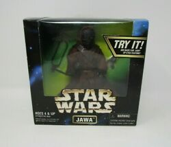 Jawa 6quot; 1997 12quot; STAR WARS 1 6 Scale Collector Series MIB $34.99