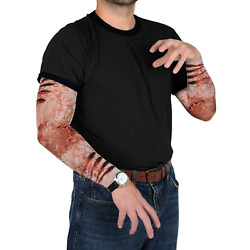 12 Zombie Bite Party Sleeves one size fits most $59.63