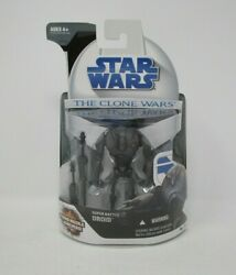 Super Battle Droid No. 12 STAR WARS The Clone Wars TCW MOC $29.49