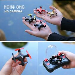 Mini Drone with HD camera Pocket Wifi Rc Quadcopter Selfie Foldable drone Toys $18.99