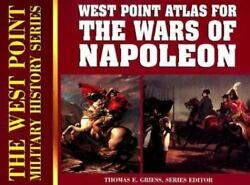 Atlas for the Wars of Napoleon The West Point military history series $18.97