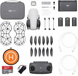 DJI Mavic Mini Fly More combo Drone with 2.7K Camera Pro Combo Bundle $399.00
