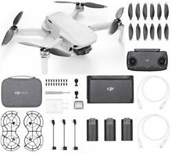DJI Mavic Mini Fly More combo Drone with 2.7K Camera 30 Minute flight time $399.00