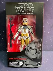 2020 Star Wars Black Series 6 inch #104 Clone Commander Bly c8 9 $33.99
